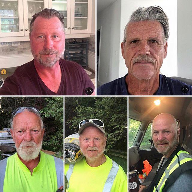 Never underestimate us oldtimers! #faceapp #hardscapeproblems
